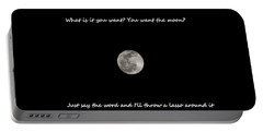 Lasso The Moon Portable Battery Charger