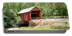 Last Covered Bridge In Sc Portable Battery Charger