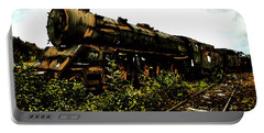 Last Of The 309  Steam Train  Portable Battery Charger