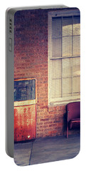 Portable Battery Charger featuring the photograph Last Pump Standing by Trish Mistric