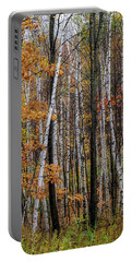 Portable Battery Charger featuring the photograph Last Stand by Kendall McKernon