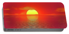 Last Sunset Portable Battery Charger