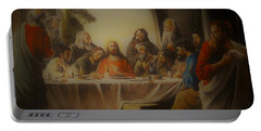 Last Supper Portable Battery Charger
