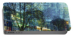 Portable Battery Charger featuring the photograph Late Afternoon In Autumn by LemonArt Photography