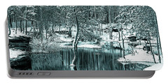 Portable Battery Charger featuring the photograph Late Fall  by Vladimir Kholostykh