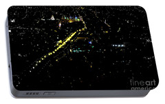 Portable Battery Charger featuring the photograph Late Night In Cuenca, Ecuador by Al Bourassa