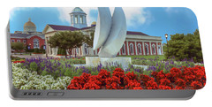 Late Spring At Christopher Newport University Portable Battery Charger