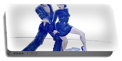 Latin Ballroom Portable Battery Charger
