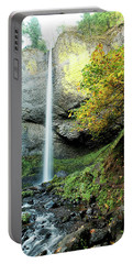 Latourell Falls Portable Battery Charger