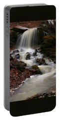 Portable Battery Charger featuring the photograph Latrobe Pa by Denise Moore