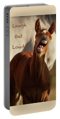 Laugh Out Loud Portable Battery Charger