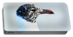 Laughing Gull Profile Portable Battery Charger