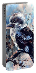 Laughing Kookaburra Portable Battery Charger