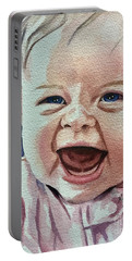 Laughter Portable Battery Charger