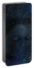 Eat At Judys Laura Palmer Carrie Page Nebula Portable Battery Charger