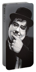 Laurel And Hardy Portable Battery Charger