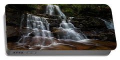 Laurel Falls Great Smoky Mountains Tennessee Portable Battery Charger