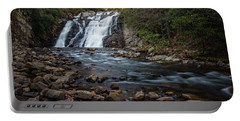 Laurel Falls In Autumn #1 Portable Battery Charger