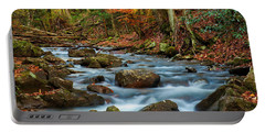 Laurel Fork In The Fall Portable Battery Charger