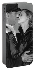 Lauren Bacall Humphrey Bogart To Have And Have Not 1944 Portable Battery Charger