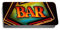 Laurettes Bar Portable Battery Charger