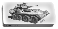 Lav-25 Portable Battery Charger