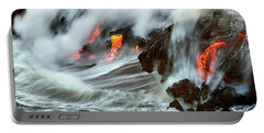 Lava And Ocean Portable Battery Charger