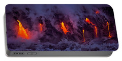 Lava Drips Portable Battery Charger