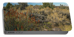 Lava Formations Portable Battery Charger by Cindy Murphy - NightVisions