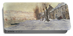 Lavacourt Under Snow Portable Battery Charger