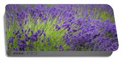 Lavender Breeze Portable Battery Charger