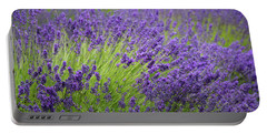 Lavender Breeze Portable Battery Charger