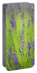 Lavender Dream Portable Battery Charger