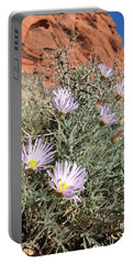 Lavender Drops Portable Battery Charger