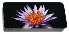 Lavender Fire 1 Portable Battery Charger