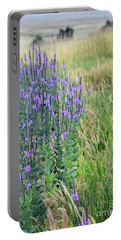 Lavender Hills Portable Battery Charger