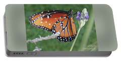Lavender Lunch Portable Battery Charger