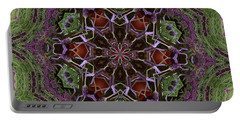 Lavender Mandala 2 Portable Battery Charger