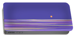 Lavender Sea Portable Battery Charger
