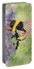 Lavender Visitor Portable Battery Charger