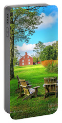 Adirondack Chair Viewing Portable Battery Charger