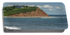 Lawrencetown Portable Battery Charger by Ken Morris
