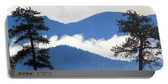 Portable Battery Charger featuring the photograph Layers Of Nature by Shane Bechler