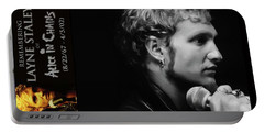 Layne Staley Portable Battery Charger