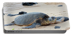 Lazy Day At The Beach Portable Battery Charger