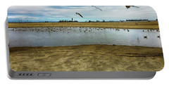 Lb Seagull Pond Portable Battery Charger