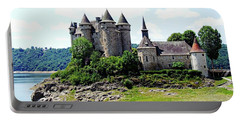 Le Chateau De Val - France Portable Battery Charger