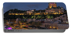 Le Chateau Frontenac  Portable Battery Charger