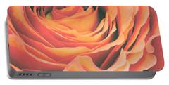 Le Petale De Rose Portable Battery Charger