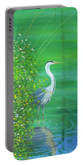 Le Petit Trianon Heron Portable Battery Charger